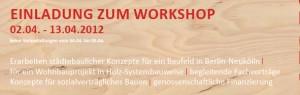 Einladung zum Workshop