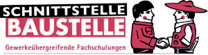 Logo Schnittstelle Baustelle