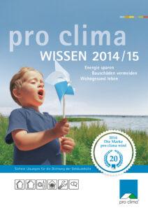 Das neue Planungs- und Sanierungshandbuch WISSEN 2014/15