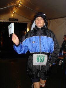Jean-Louis Ehrhard ist ein erfahrener 100-Kilometer-Läufer.