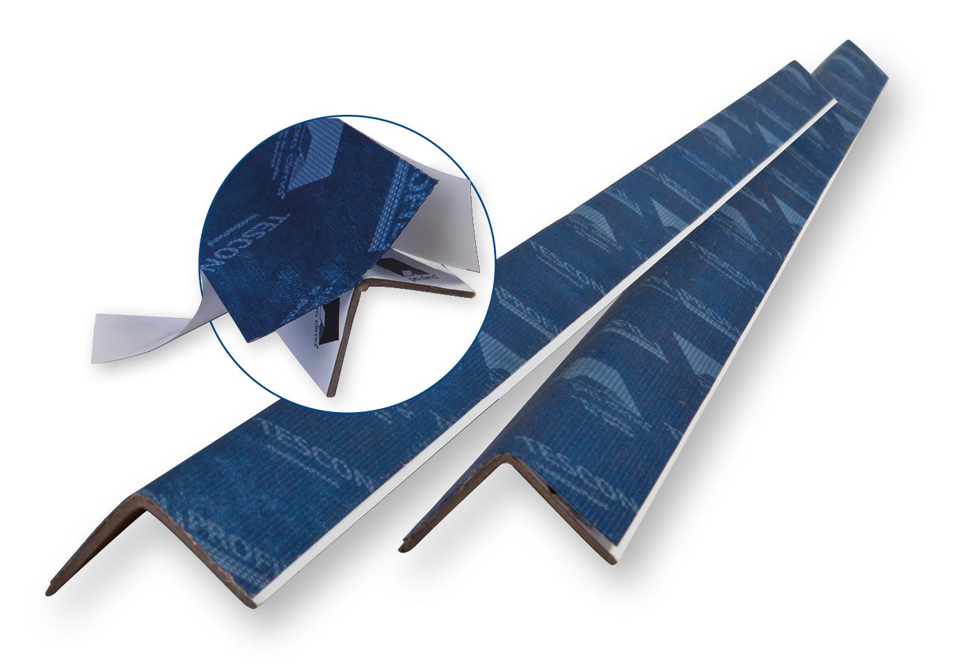 Neue Detaillösung für die Dachsanierung von außen: Montagewinkelleiste erleichtert luftdichte Verklebung