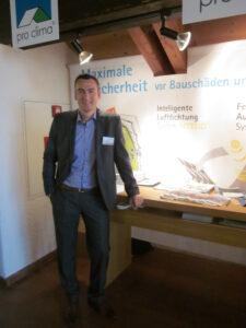 Das bin ich beim IHF in Garmisch 2014.