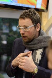 Oliver Solcher, Geschäftsführer Fachverband Luftdichtheit im Bauwesen FLiB