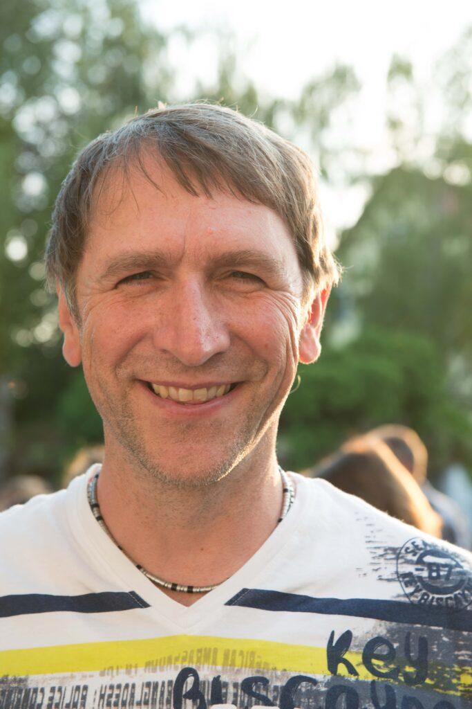 Energieberater Jürgen Eichhorn aus Mannheim.