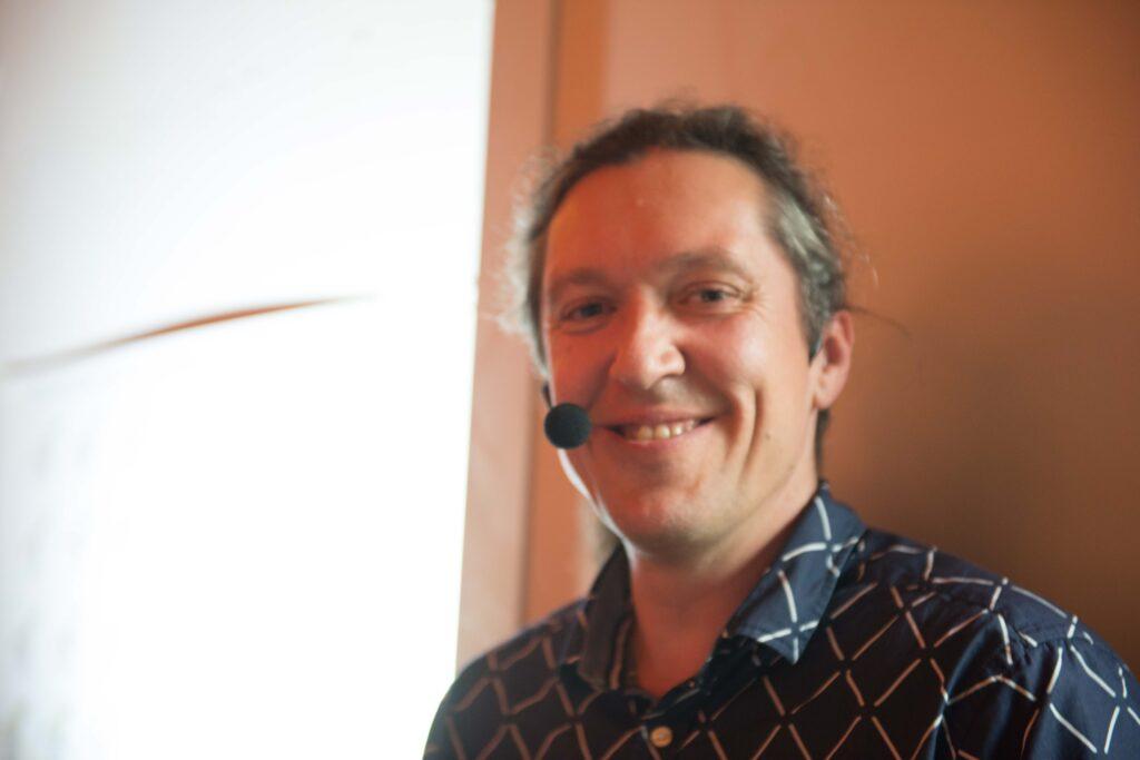 Bauschadensfreiheitspotenzial - was hinter dieser Idee steckt, erklärte der Leiter der Anwendungstechniker Michael Förster in 10 Minuten.