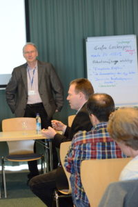 FLiB-Vorstand Wilfried Walther