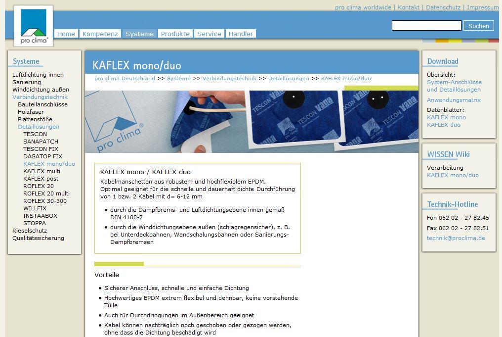 kaflex-system