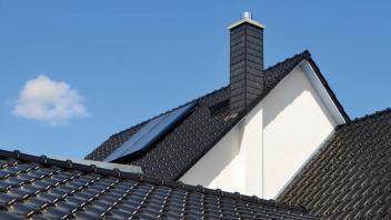 Regeldachneigung der Dacheindeckung
