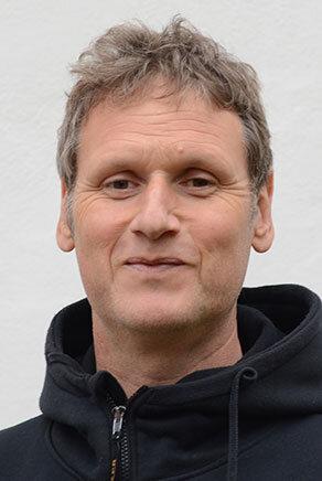 Holger Merkel, Blower-Door-Messdienstleister, Referent der pro clima Wissenwerkstatt und Leiter von Zertifizierungskursen