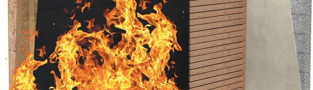 Neu: schwer entflammbare pro clima Wandschalungsbahn – SOLITEX FRONTA QUATTRO FB hat Brandschutzklasse B-s1, d0